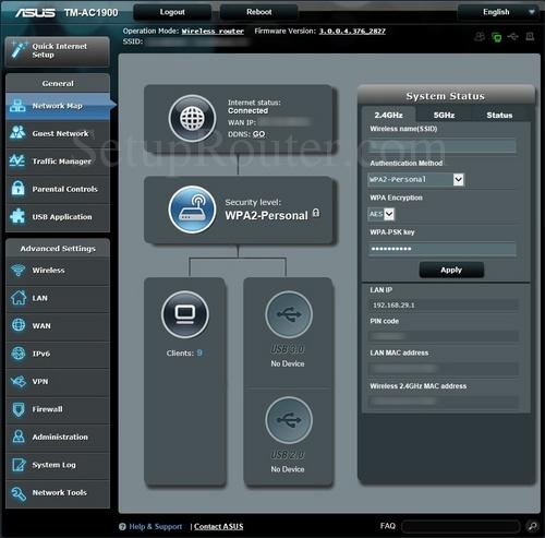 Asus router login default - Gmx mail login ohne werbung