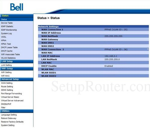 Bell cellpipe 7130