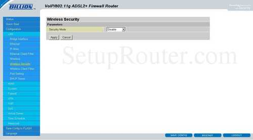 how to change rooter security from wpa2 to wep