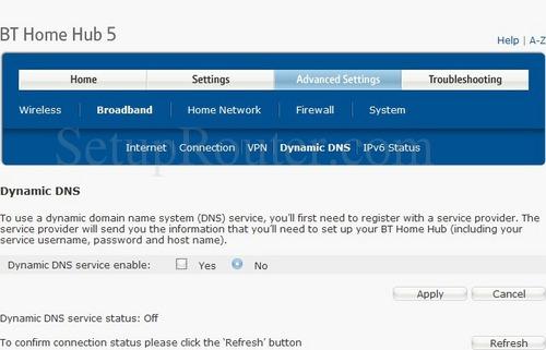 How To Setup Vpn On Bt Home Hub