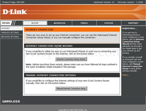 how to change dlink name