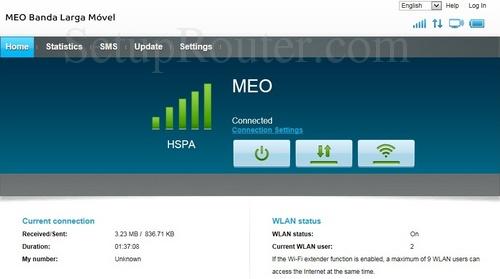 How to Login to the Huawei E5330