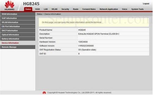 huawei echolife hg520i firmware.rar