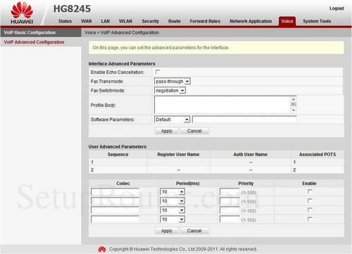 Huawei EchoLife HG8245H Manuals amp Documentation Huawei