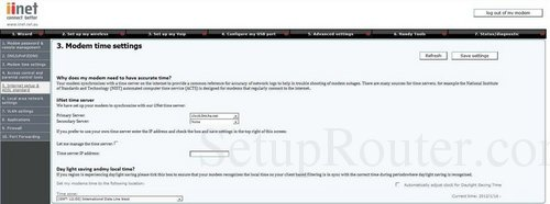 Broadband Hardware - ADSL2 Modem - iiNet Australia
