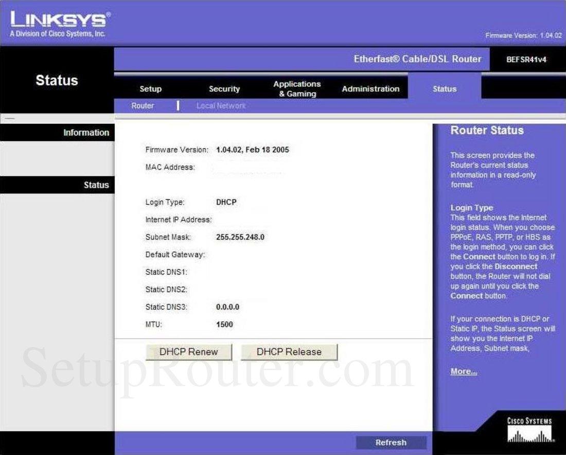 I have a dsl modem provided by century link (zyxel pk5000z)they.