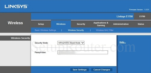 how to change wifi router password using avast security