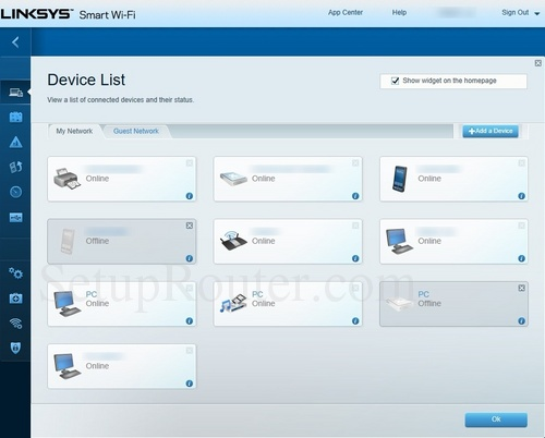 linksys router setup instructions