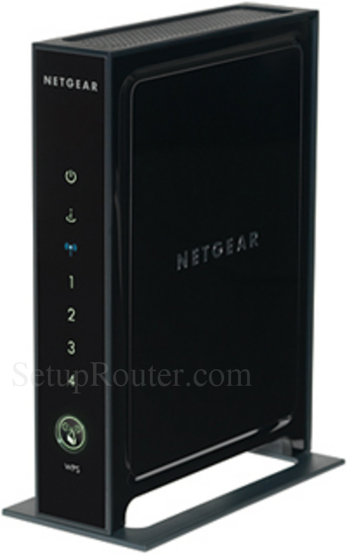 how to change netgear router login