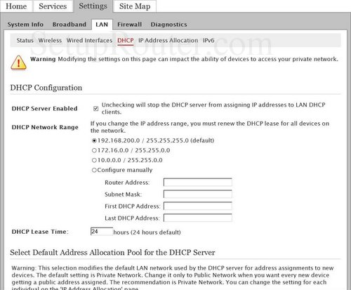 How to change the ip address of the Pace-Plc 4111N-031