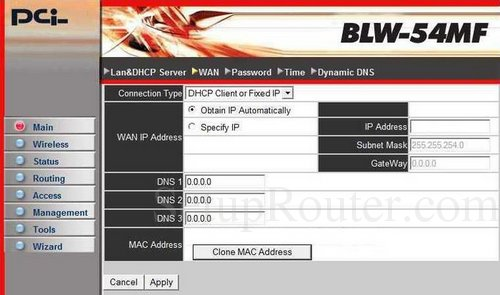 how to change shaw router name