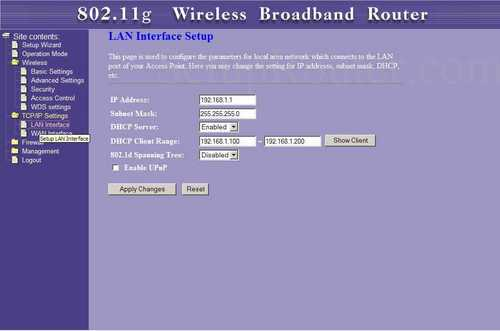 how to change ip address for roku