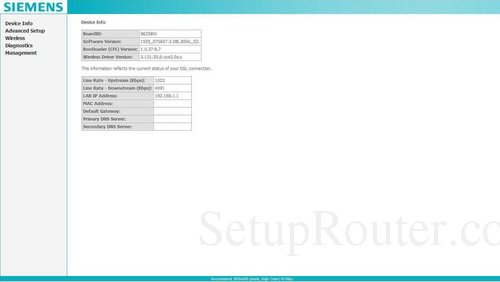 Siemens sl2-141 screenshot updatesoftware.
