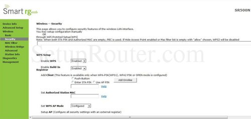 how to find out ssid of router