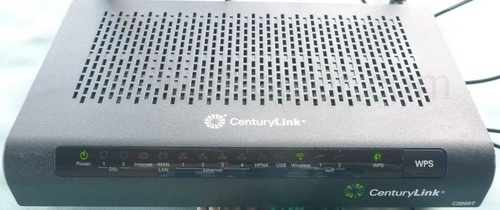 centurylink technicolor c2000t manual