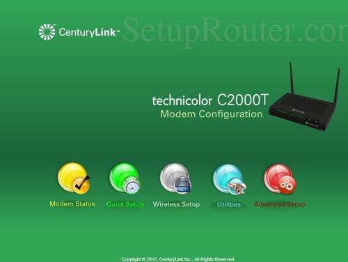 Technicolor Tc8717t Router Login – Wonderful Image Gallery