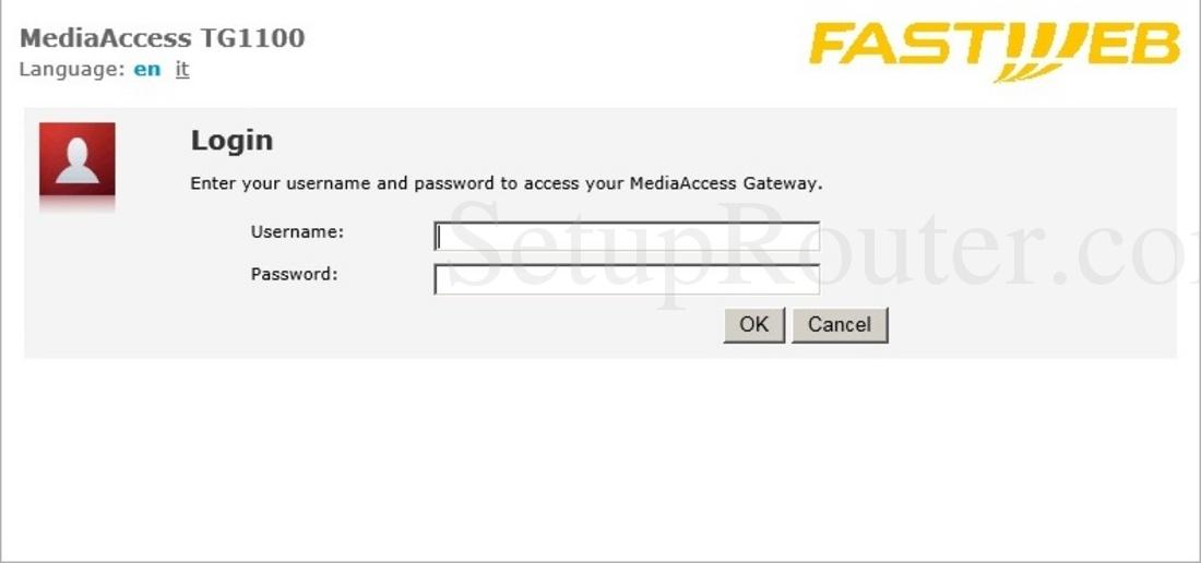 Mediaaccess gateway