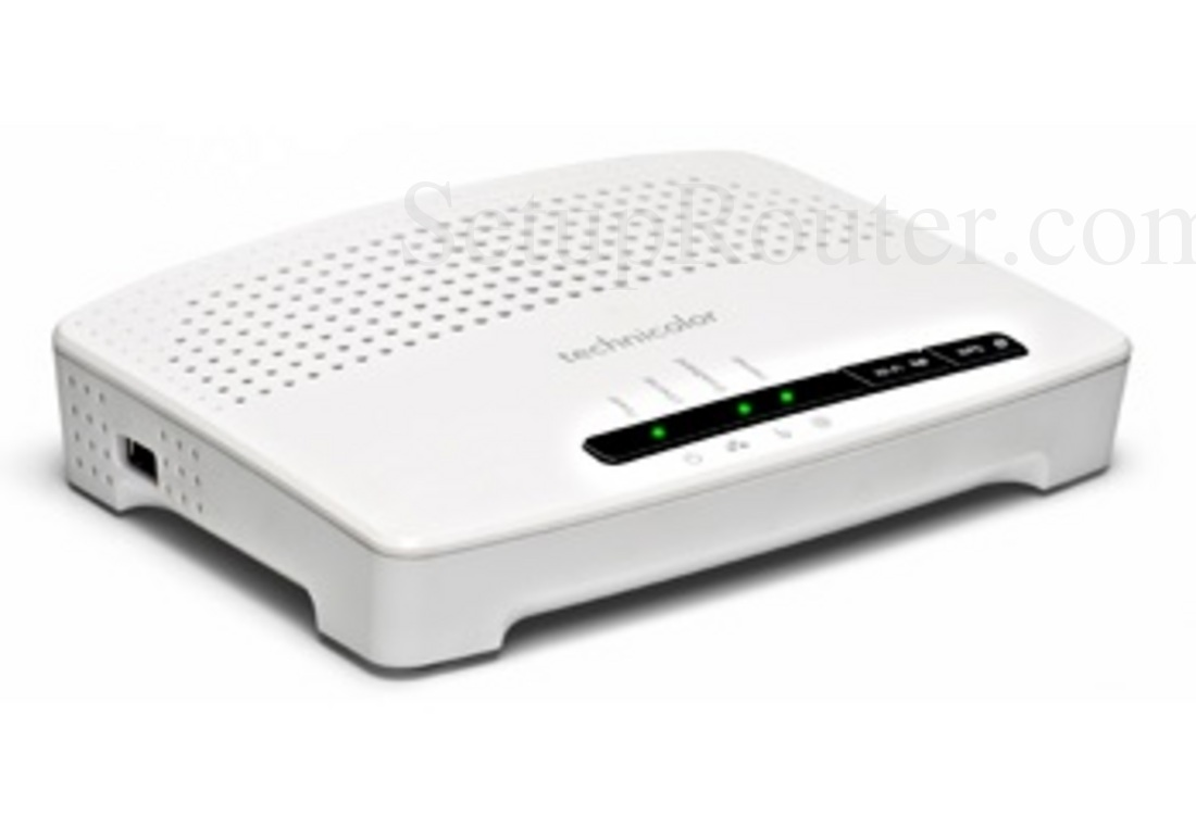 how to change channel on technicolor router