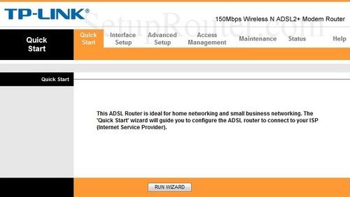 Firmware update tp-link td-w8901n