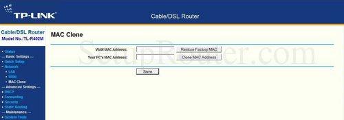 tp-link tl-r402m firmware update