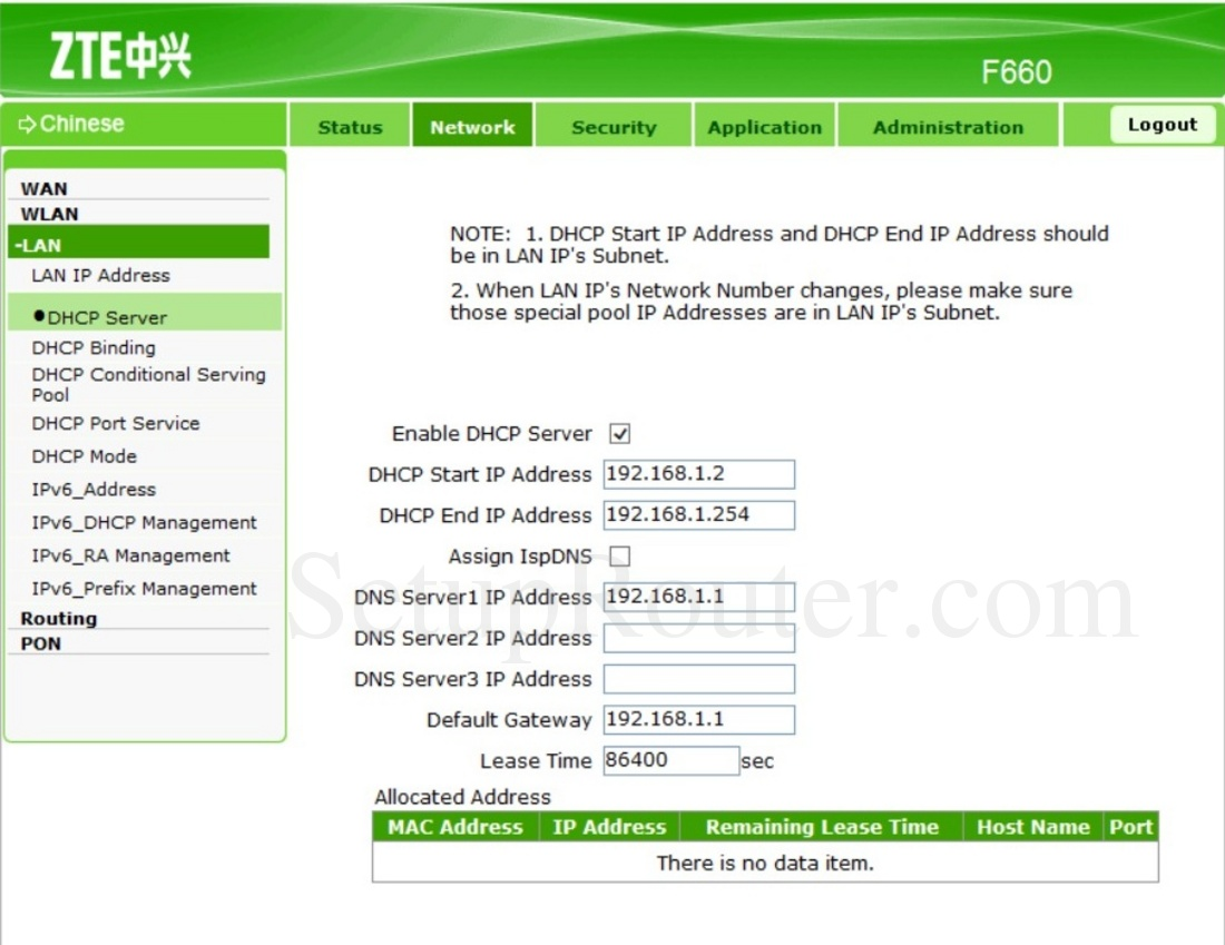 Zte F660 User Guide - fasrholy