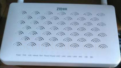 ZTE Router Guides