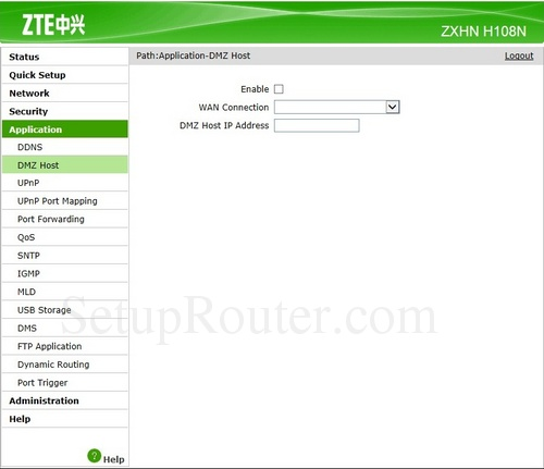 have had zte 108 router bernardino