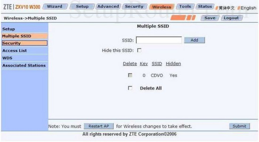 zte zxv10 w300 wifi configuration Vegas Hack Game