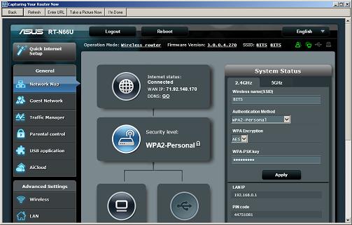 SetupRouter com Router Screenshot Grabber